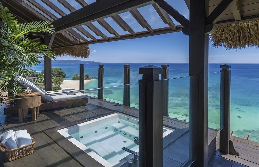Room Treetop Villa Balcony