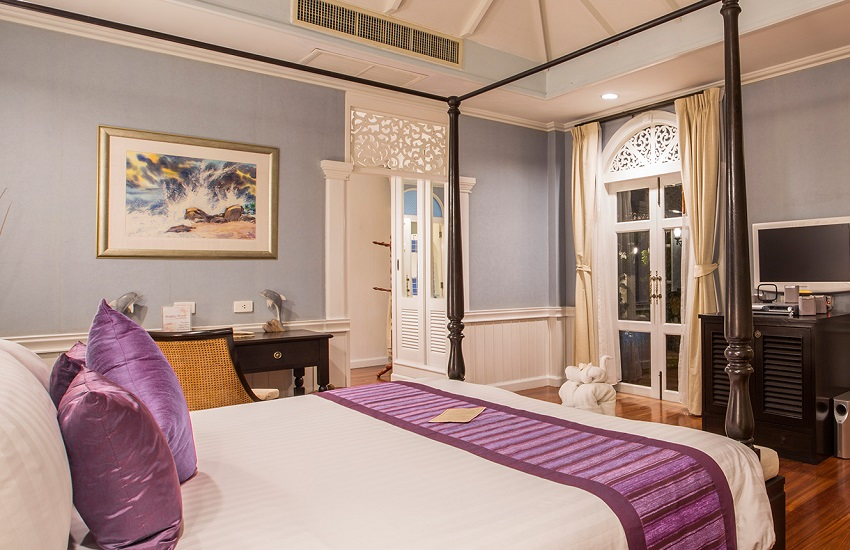 Room Villa Bedroom