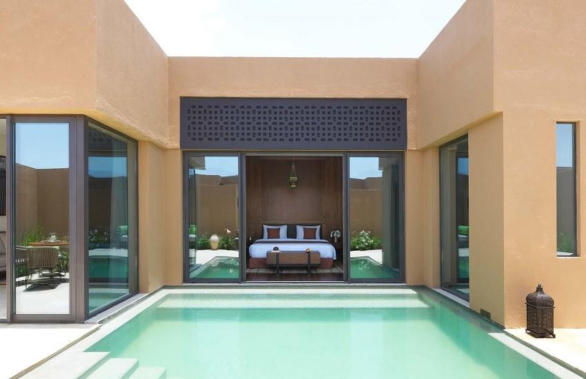 Room Villa Exterior