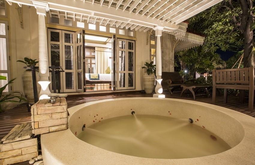 Room Villa Jacuzzi