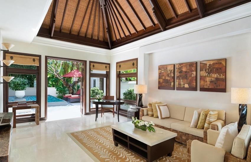 Room Villa Lounge Area