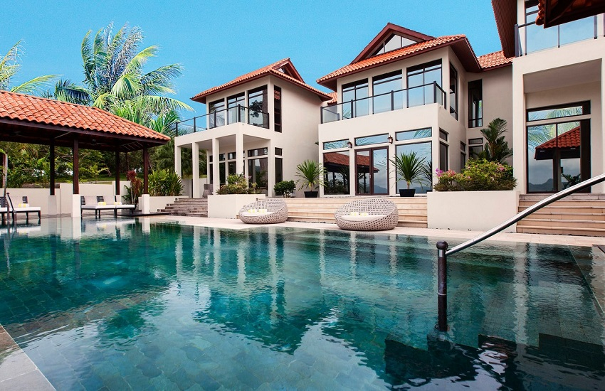 Room Villa Pool