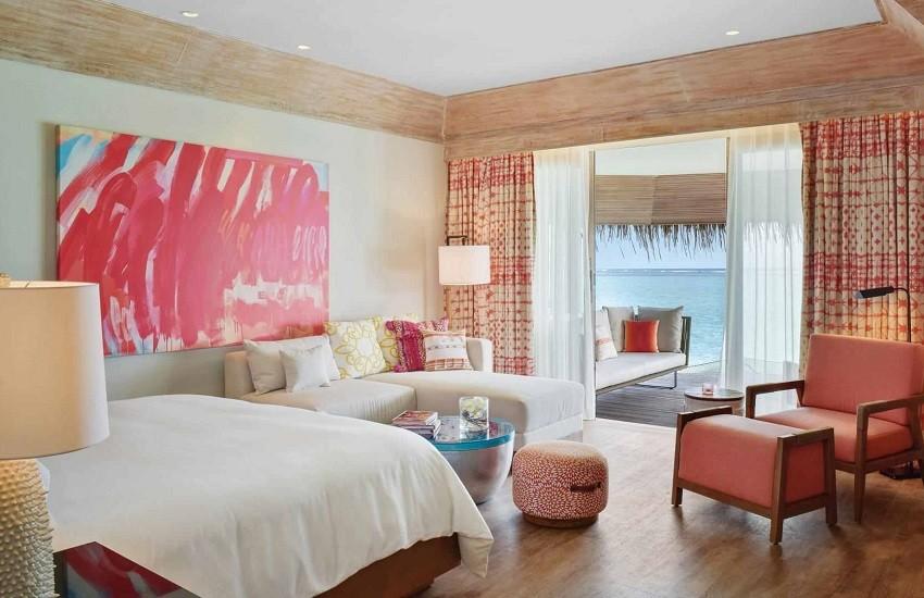 Room Water Villa