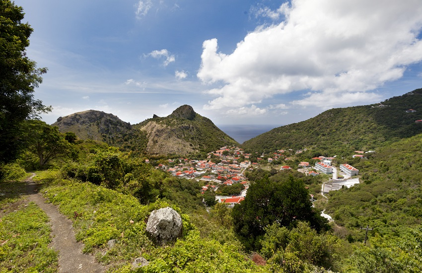 Saba Crispeen Trail