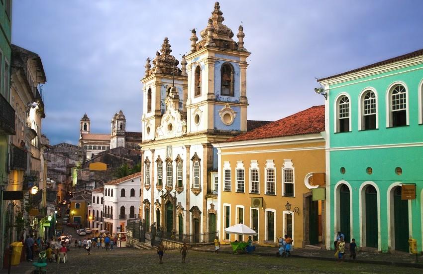 Salvador de Bahia Old Town