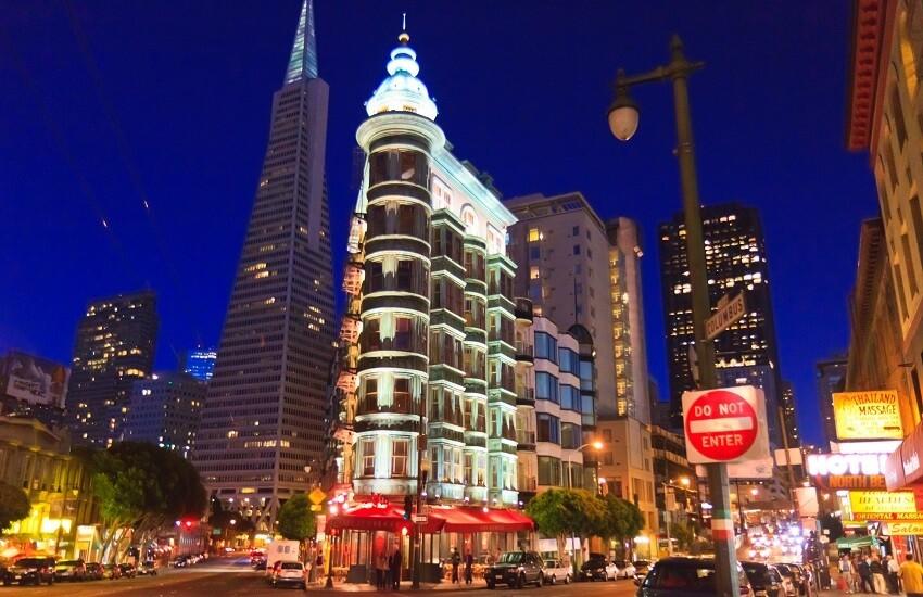 San Fran Downtown