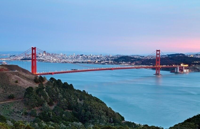 San Fran Golden Gate Bridge