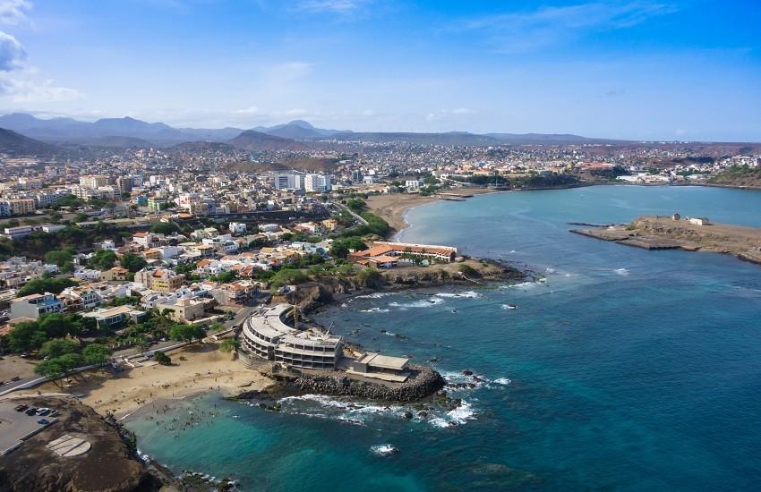 Santiago Praia City