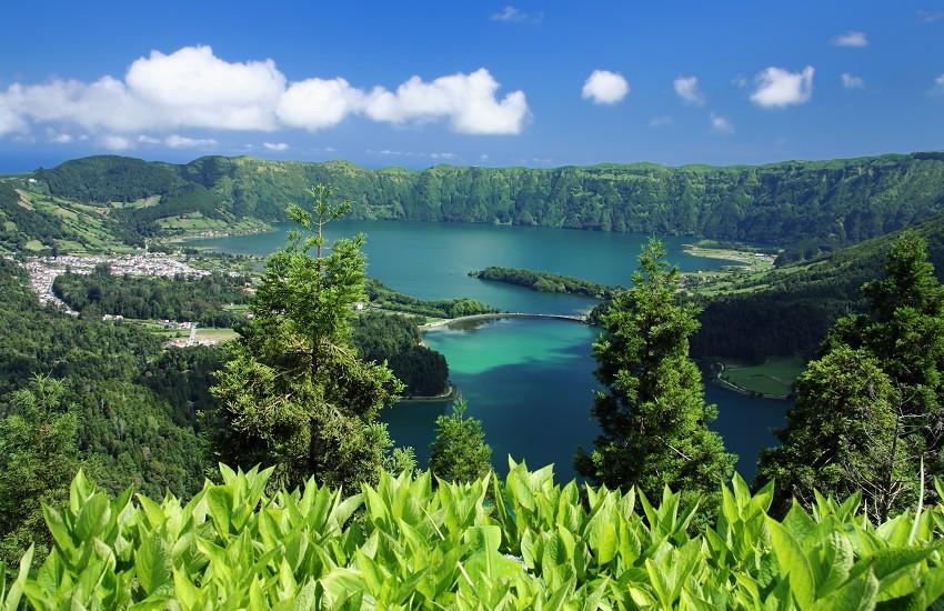 Sao Miguel Lake