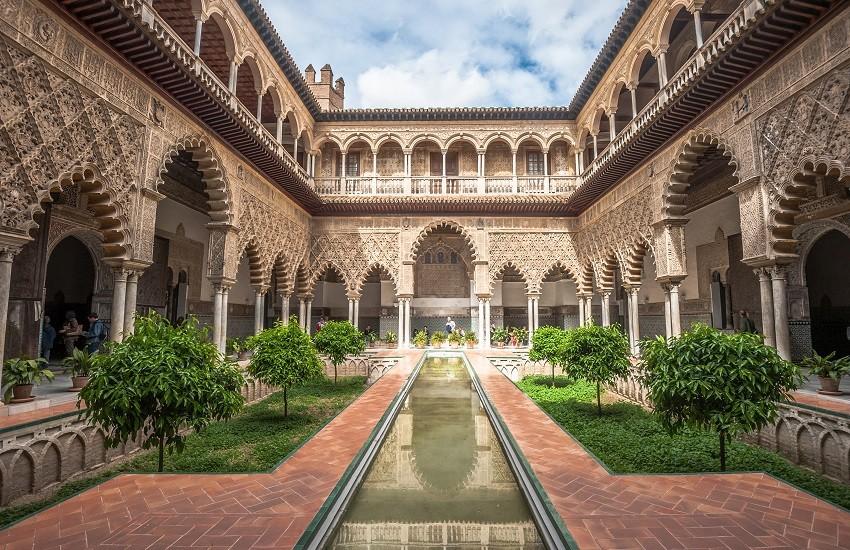 Royal Alcazars of Seville