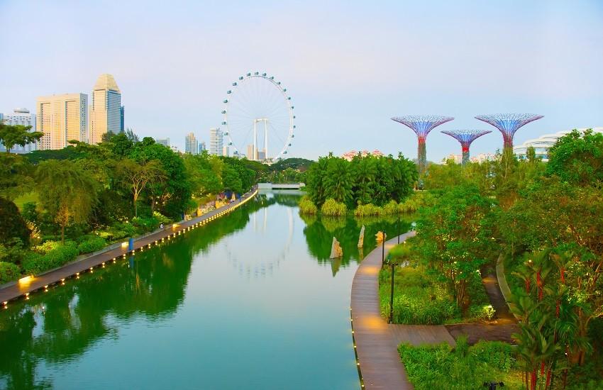Singapore Tropical Gardens