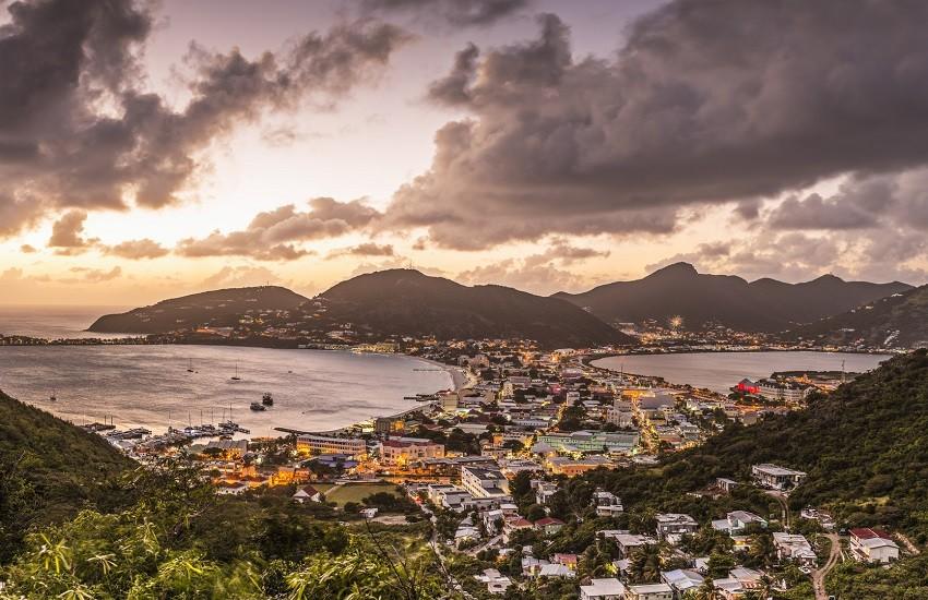 Philispburg Sint Maarten