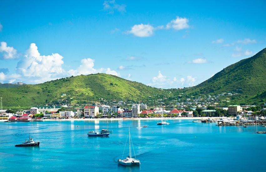 Sint Maarten Philipsburg Harbour