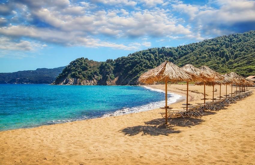 Skiathos Aselinos Beach