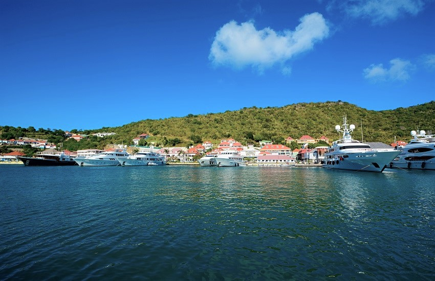 St Barth Bay