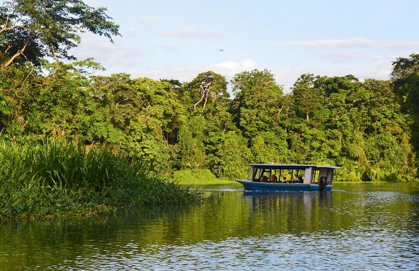 Tortuguero Boat Trip