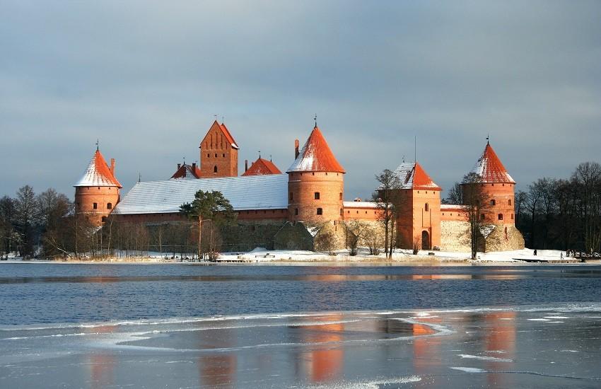 Vilnius Trakai Castle