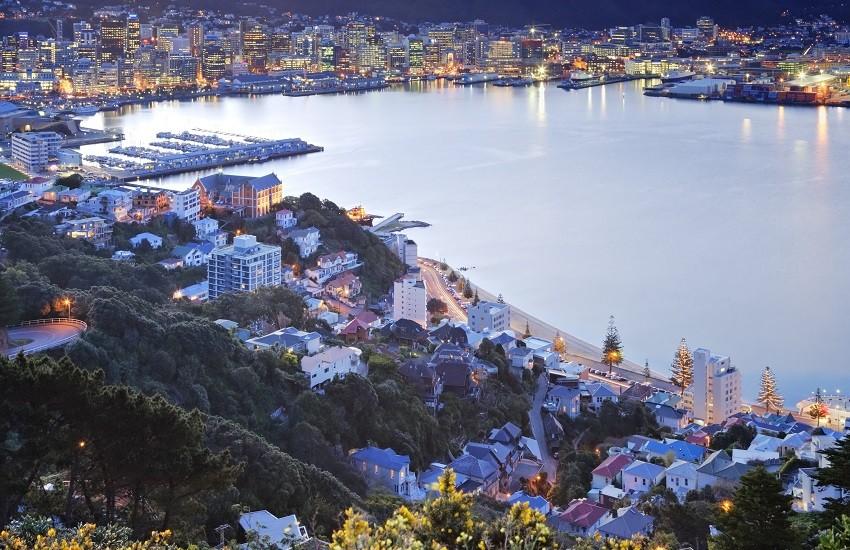 Wellington Coastline