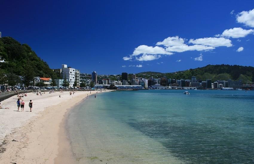 Wellington Oriental Bay