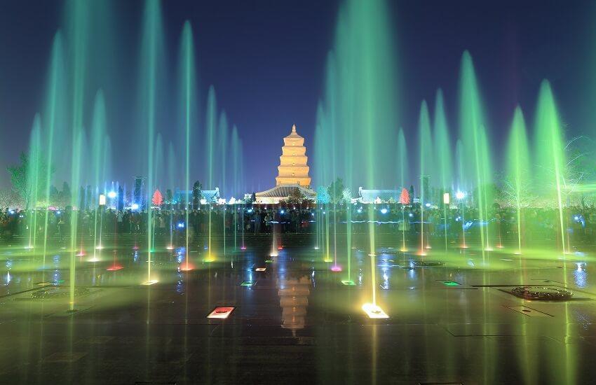Xi'an Fountains