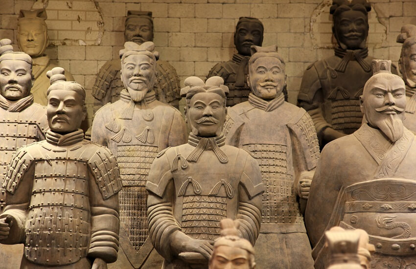 Xi´an Terracotta Army