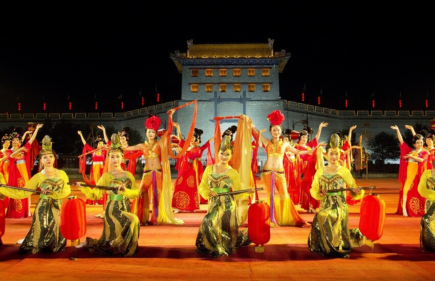 Xi´an Traditional Show