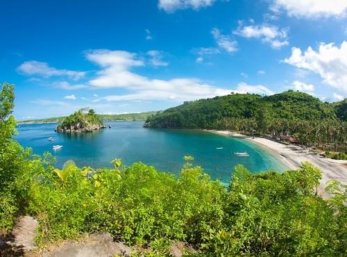 Bali beach beauty