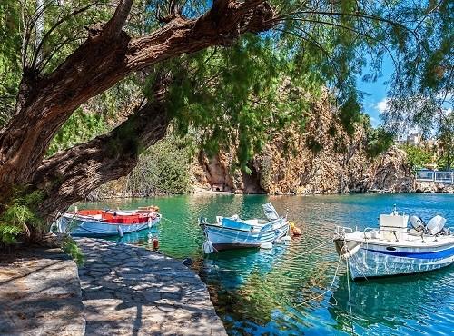 Crete Lake