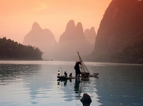 Guilin Fishing