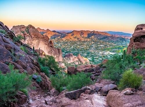 Camelback Mountain Phoenix, Arizona
