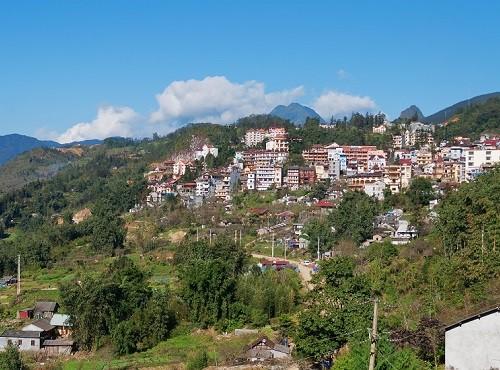 Sapa City