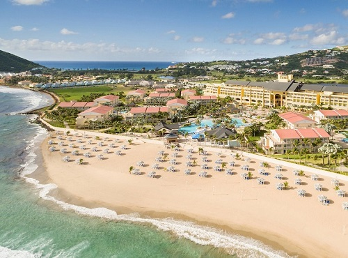 St Kitts Marriott