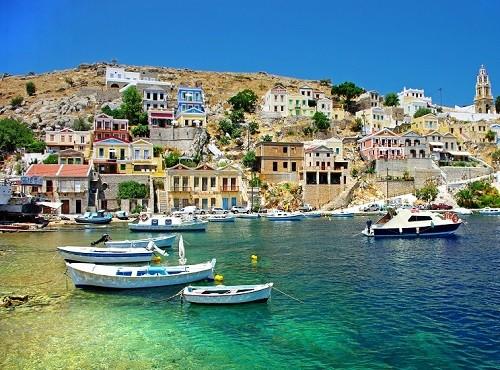 Peloponnese Mani Bay