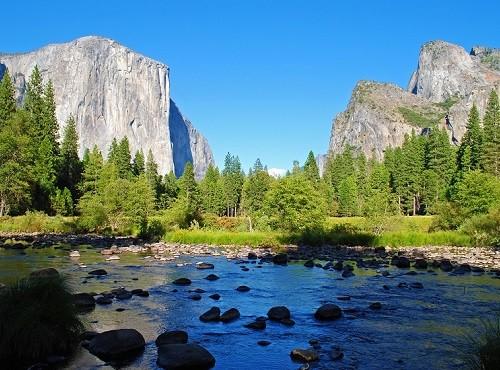 Vegas Yosemite San Fran
