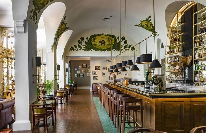 Restaurant Elephant Bar