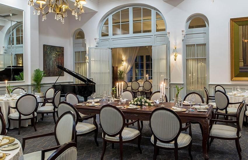 Restaurant Le Royal Restaurant
