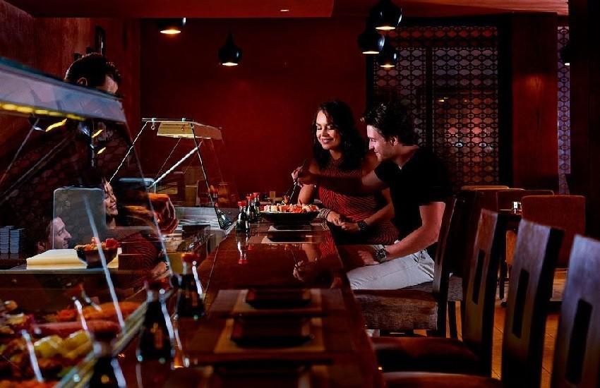 Restaurant Sushi Bar