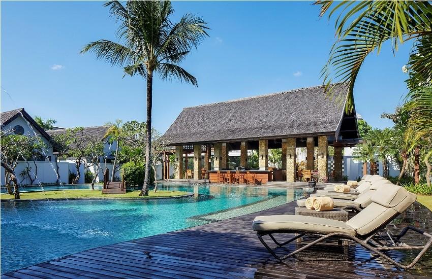 Room Courtyard Villas Pool