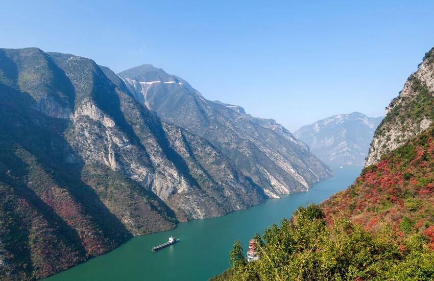 Yangtze River Three Gorges